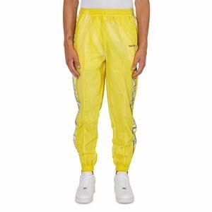 Guess Farmers Market 3M Nylon Jogger Pants Yellow